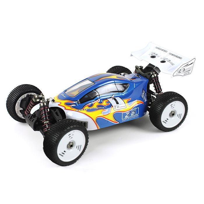 80км / ч высокоскоростной гоночный автомобиль 1: 8 RC внедорожник RTR 2,4 ГГц 4WD / 9кг с высоким крутящим моментом Серво / амортизаторы RC Cars