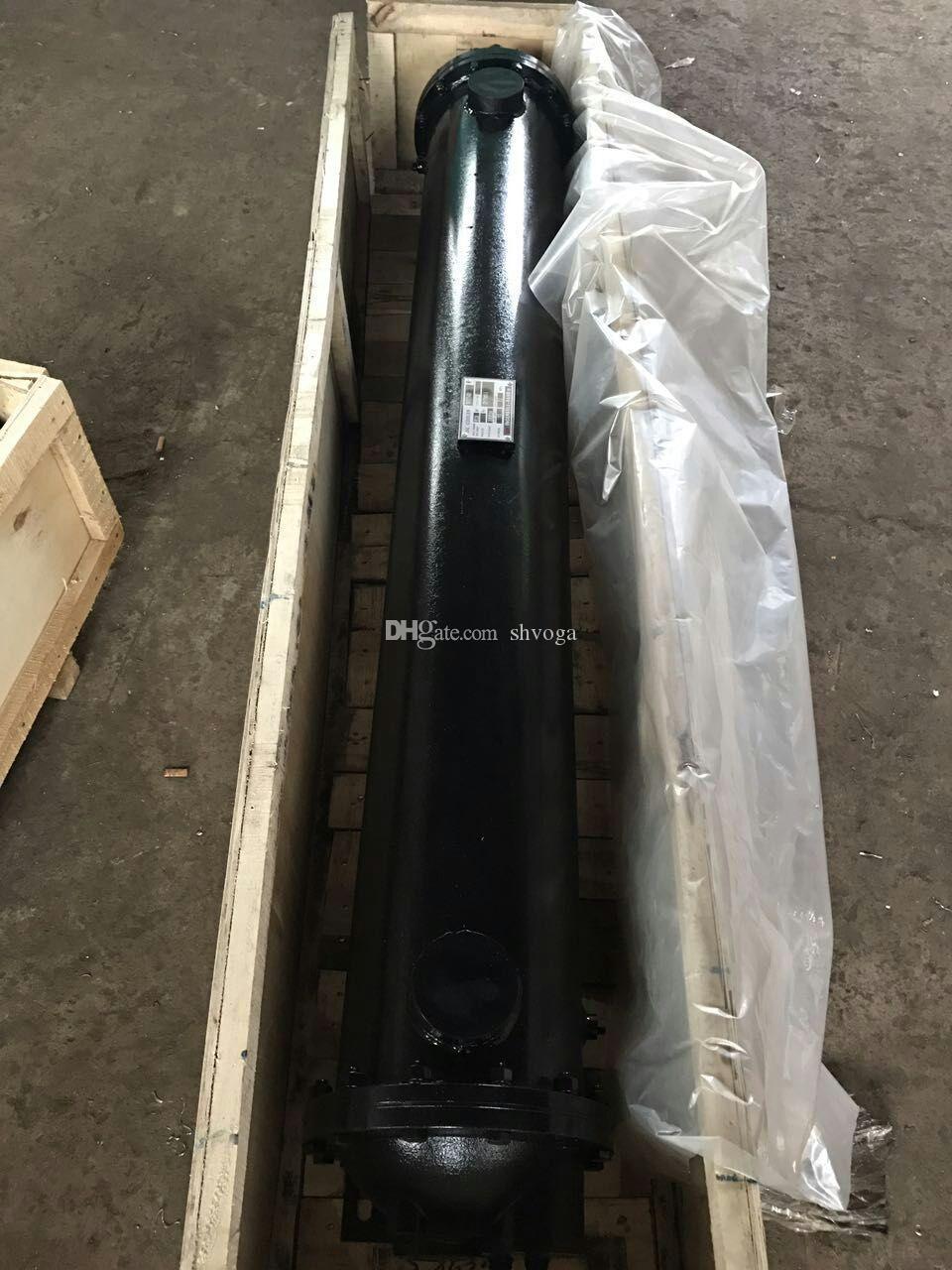 Livraison gratuite le compresseur d'air d'OEM IR MM37 après refroidisseur 15487374 échangeur de chaleur refroidi à l'eau