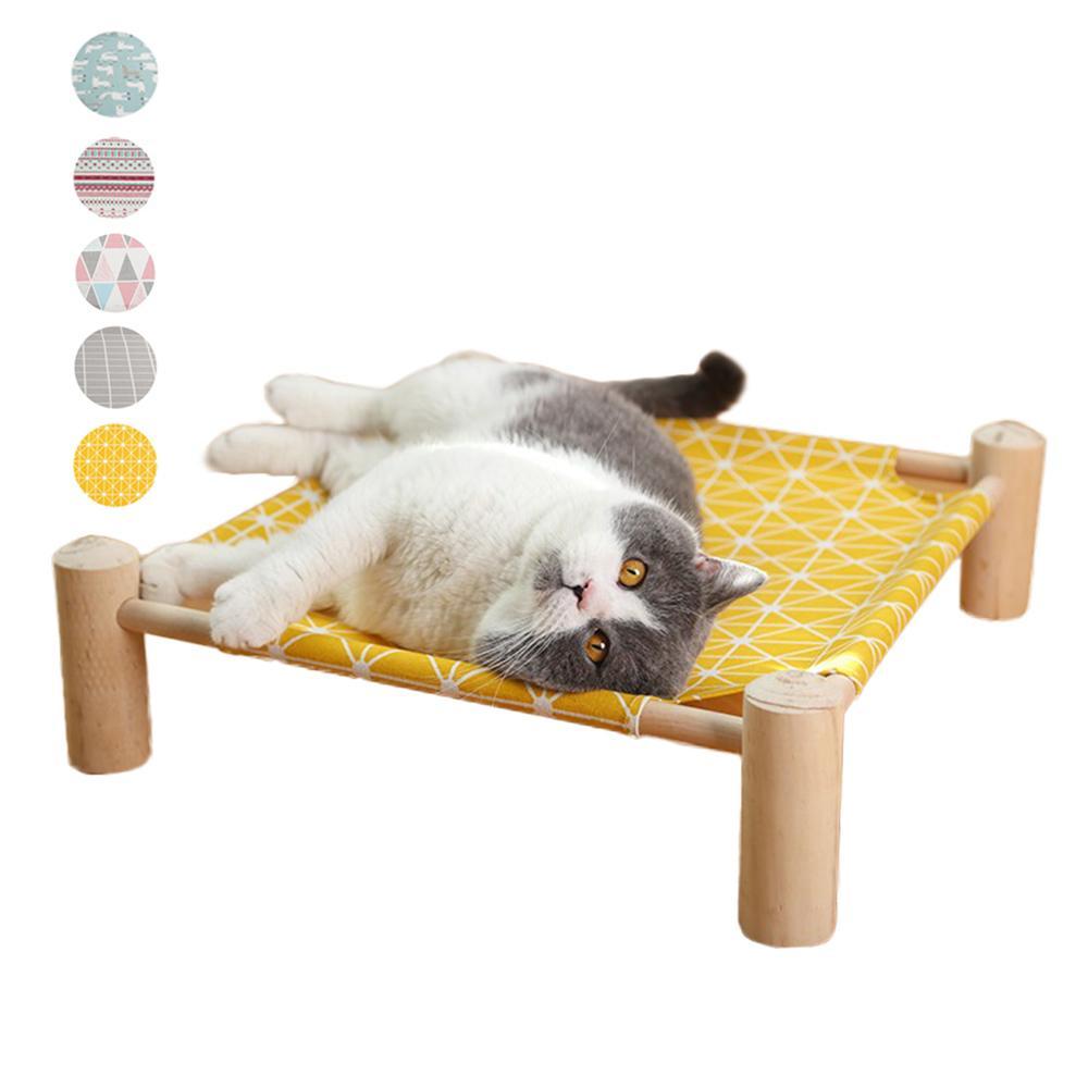 Gato preguiçoso Hammock para gatos casa de verão banhos de sol para cães pequenos mat pet