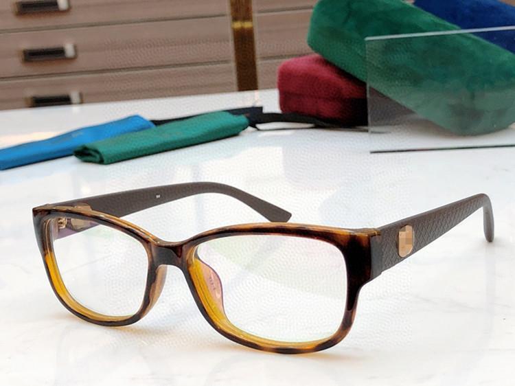 2020 الجودة النمط الكلاسيكي GG3790 Eleglant النظارات الإطار للمرأة المستوردة نقي بلانك 54-15-150 للوصفة طبية نظارات القضية Fullset