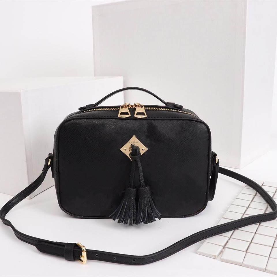 Sac sac sacons sacs authentiques SAINTONGE Designer Tote sacs à main femmes caméra Brandbody Marque Cuir de luxe HMVKG