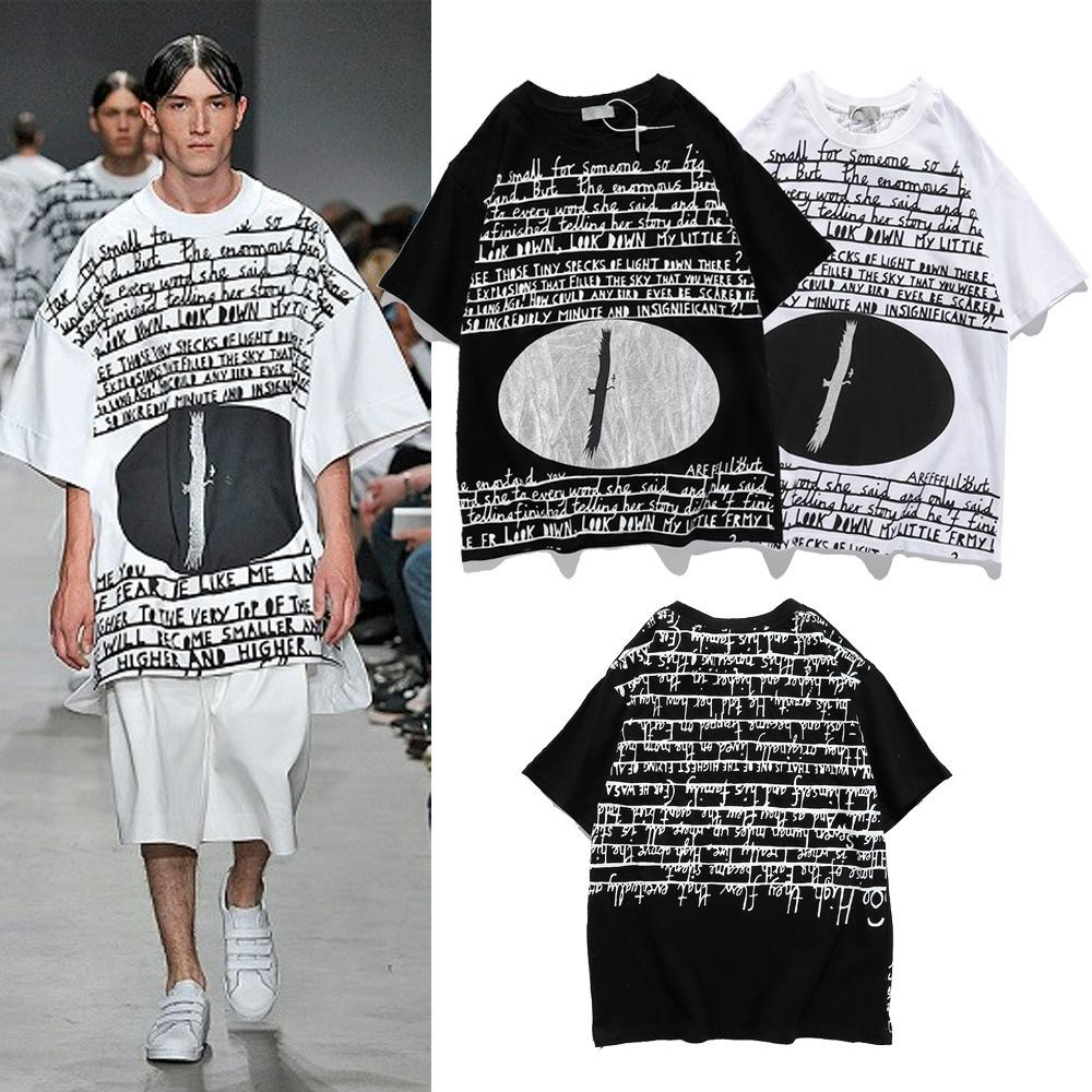 kısa kollu yaz moda tişört rahat rahat yuvarlak boyun tişört moda giyim L7P6 2020 yüksek kaliteli erkek