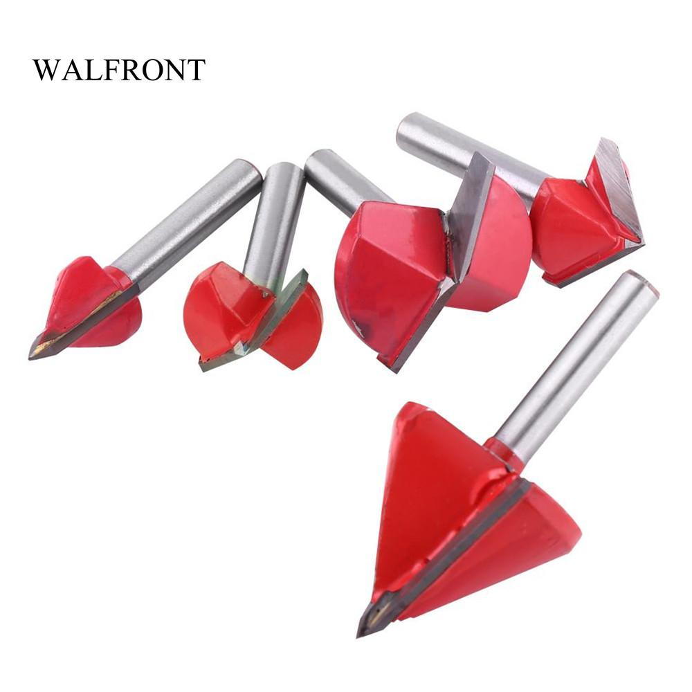 Freeshipping V Groove Router Bits CNC Engraving Milling Cutter 60-120 Degree Woodworking Carving Knife Tungsten Carbide Cutting Tool