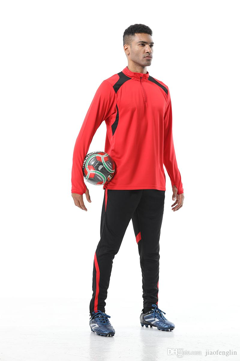 Chile Soccer Team Breathable Jackets Outdoor Football Training Clothes Basketball Sports Running Wear Golf Casual Men's Sportswear