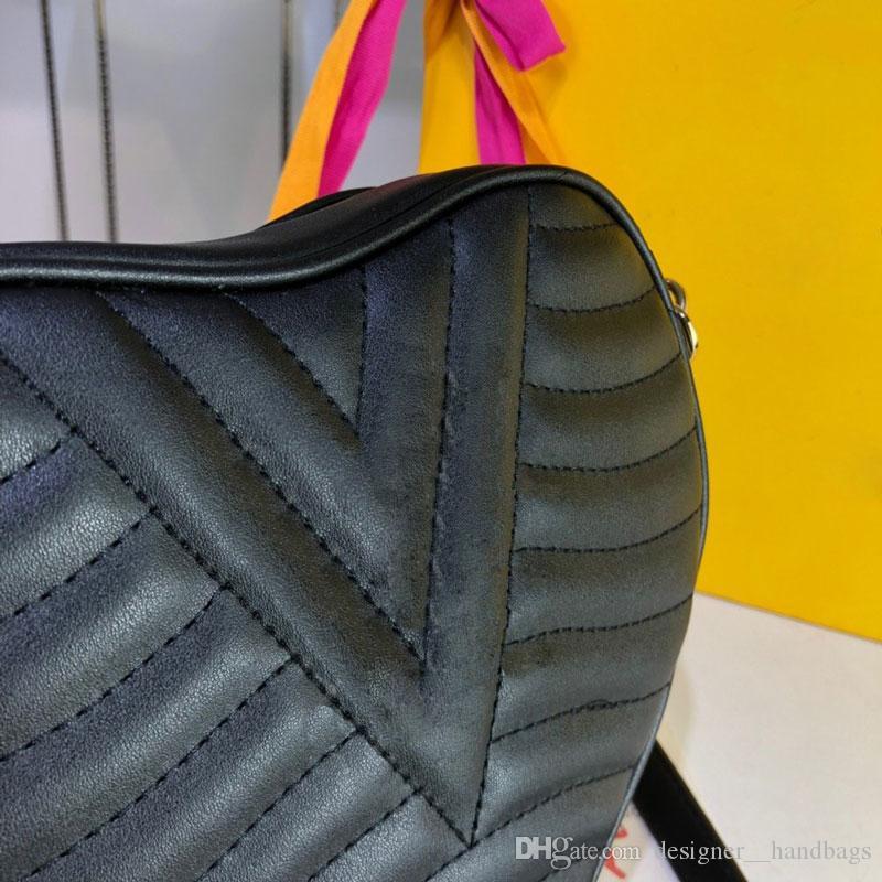 De los bolsos monederos para mujer pequeño bolso cosmético del bolso de Crossbody del cuero auténtico bolsas de mano de las señoras bolso El envío libre