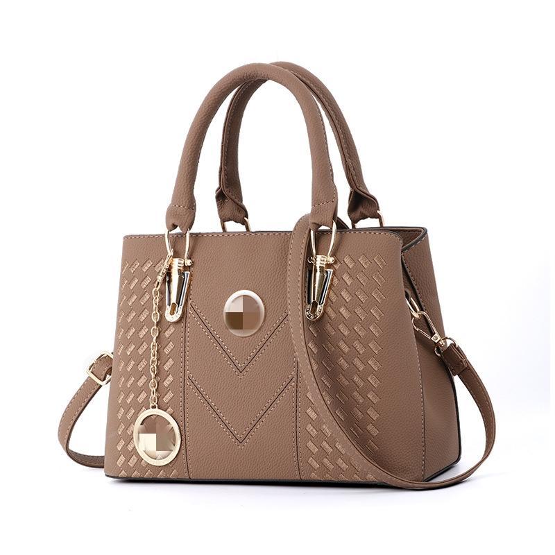 Designer di lusso Borse 2020 cuoio genuino delle donne marca famosa borse di alta qualità Tote Shoulder Bag # 925