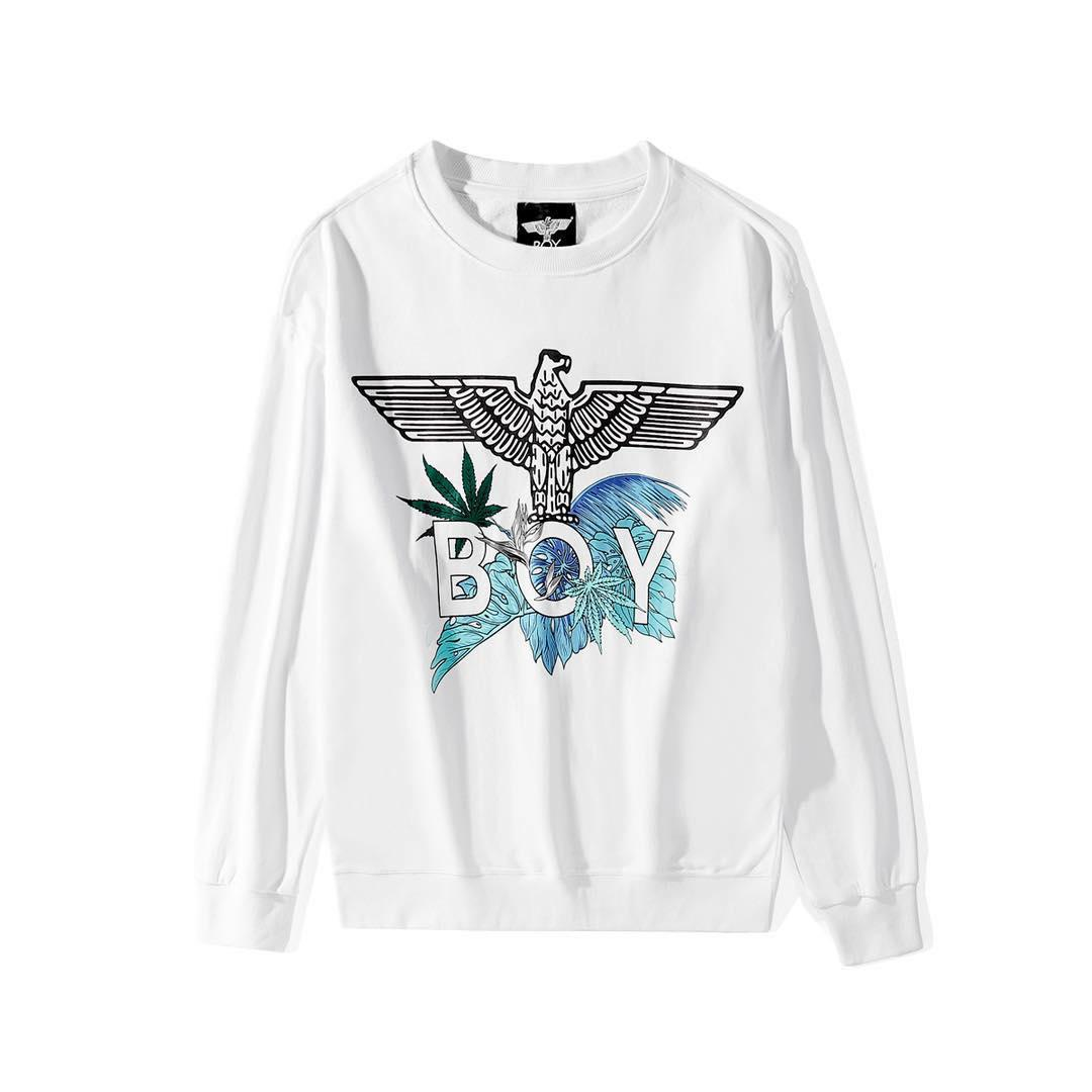 Mens Yeni Kısa Kollu T-Shirt Mektuplar Ön Kartal Renk Sprey Renkli Rahat Ince T-Shirt Konfor Vahşi Eğilim T-Shirt