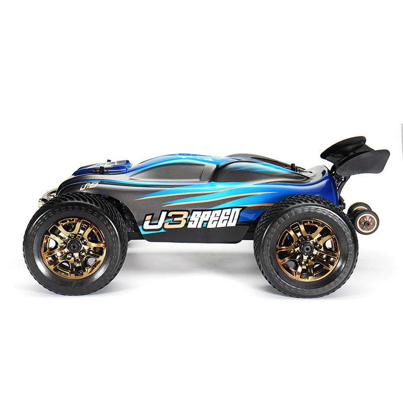RC Car JLB Racing 1/10 J3 Fast Speed Crawler 120A 4WD 2.4Ghz Radio Control Car RTR with Transmitter Control Model Toys Gifts
