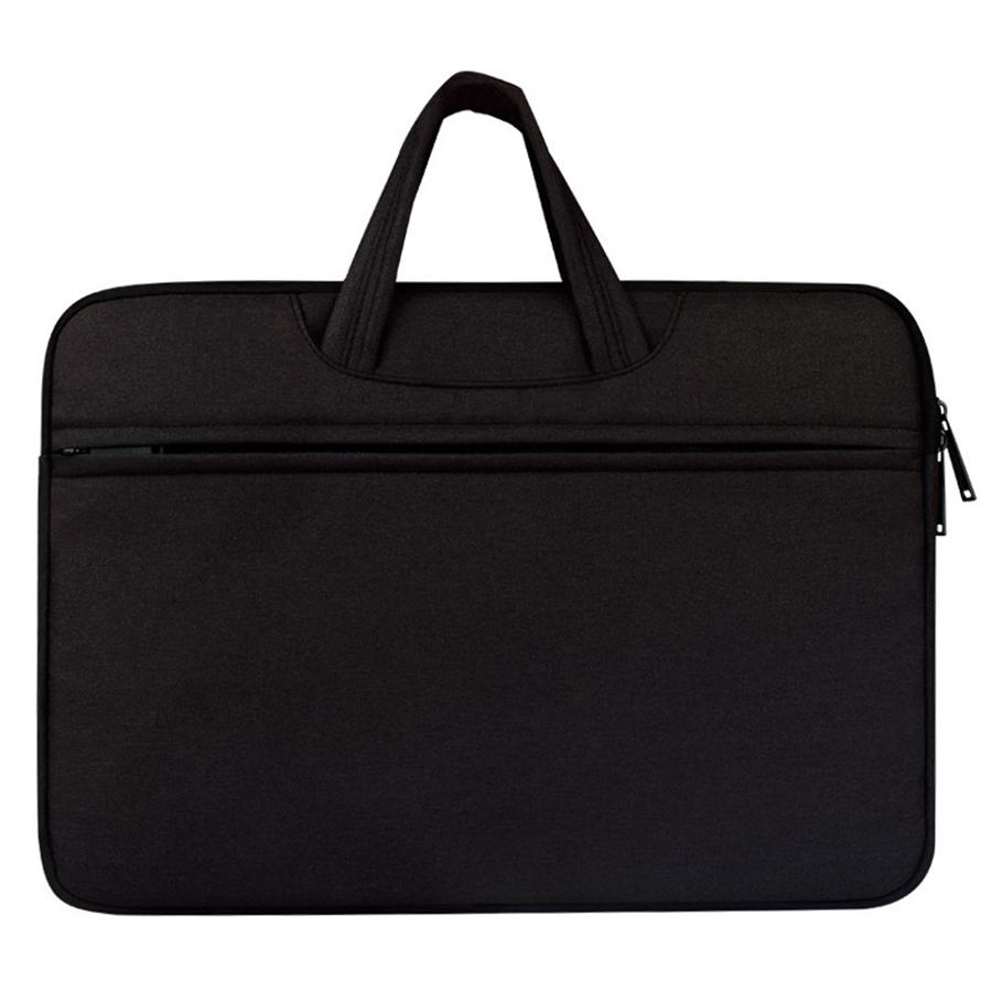 Nueva portátil de Protable Moda manga suave bolsa caso Handlebag la bolsa para el aire de MacBook Pro Retina 11 12 13,5 15 pulgadas portátil portátil Ultrabook # 662