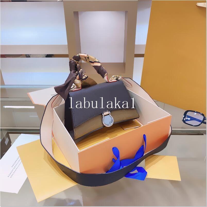 O envio gratuito de Nova moda Lady real oxidante Couro acelera bolsa com alça de ombro sacola bolsa com caixa