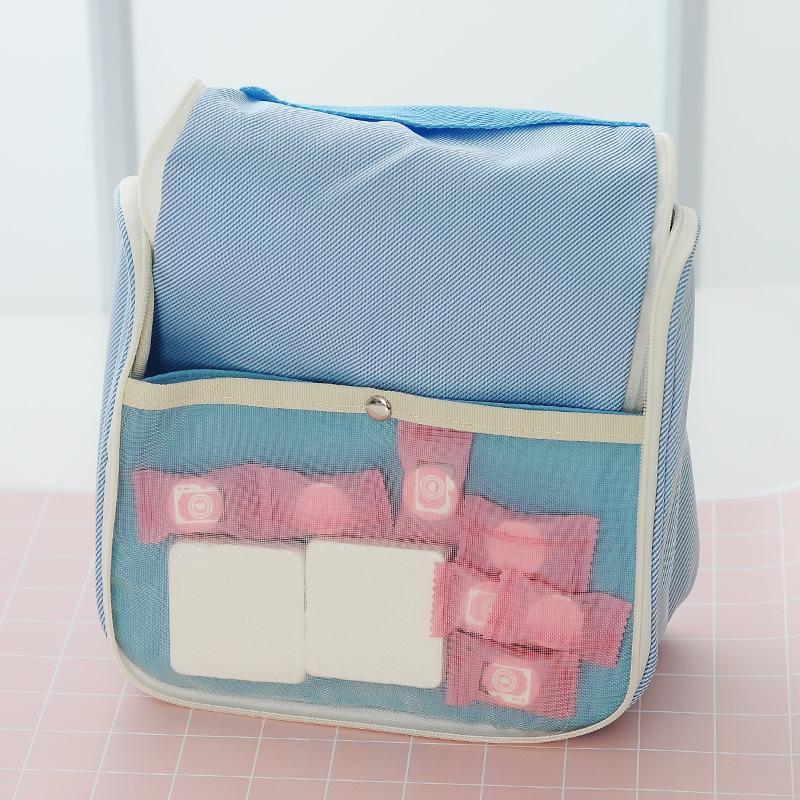 8155 Nacai Rose Emballage jetable compression serviette coton serviette de nettoyage de 50 comprimés