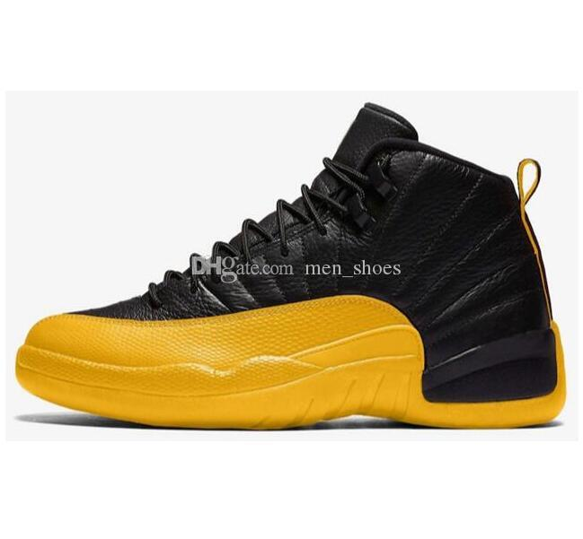 Men Basketball Shoes 12s Playoff