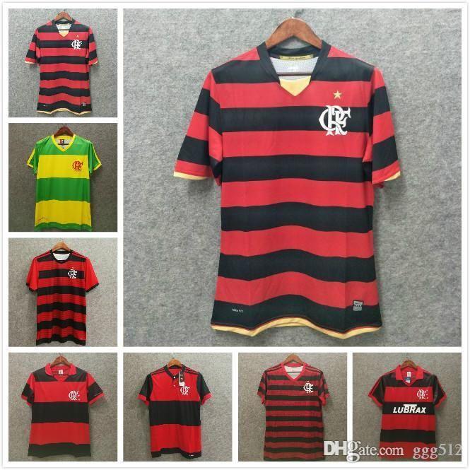1982 1990 Retro Flamengo Soccer Jerseys 82 90 brazil Ligue DIEGO 10 BLANC FLAMENGO classique Football Maillots camisa de futebol