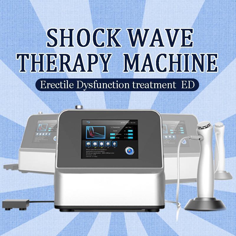 2020 Yeni SW8 Taşınabilir Şok Dalga Tedavisi Ekipman / Fizik Tedavi Shockwave Makinesi / ağrı Rehabilitasyon Fizik Tedavi CE davranın