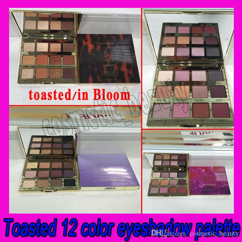 .3 Styles Face Makeup toasted Eyeshadow palette 12 Colors Eye Shadow in Bloom Clay Palette high-performance naturals Eye Shadow