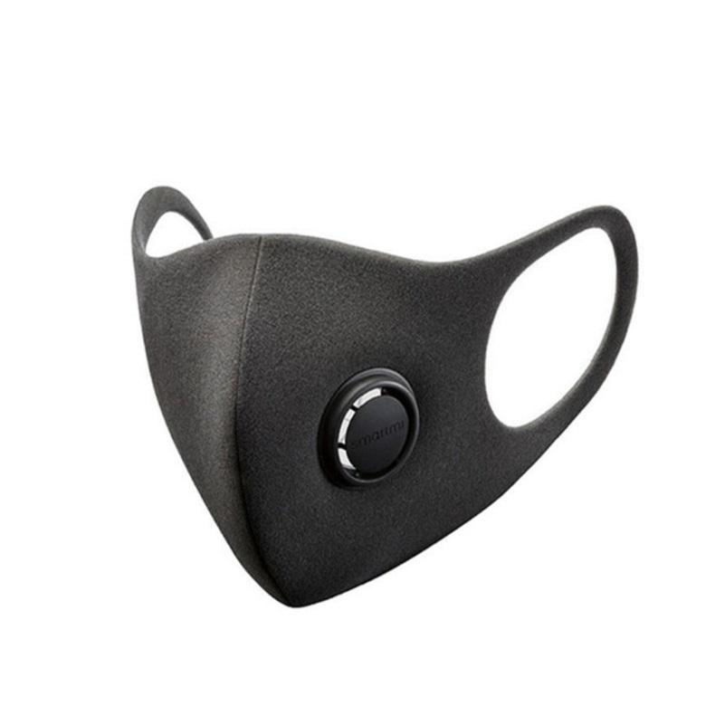 Filtro original Xiaomi Youpin Smartmi Máscara Máscara PM2.5 Haze prueba de polvo con ventilación Válvula de TPU Diseño 3D de materiales