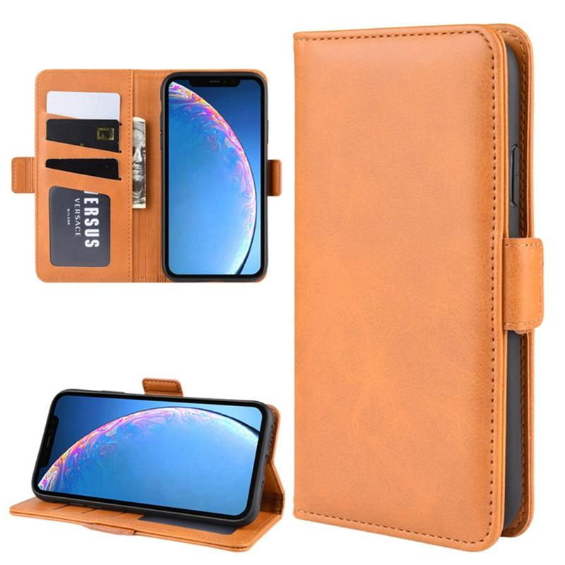 For iPhone 11 PRO XS MAX XR X 8 7 PLUS Phone Case Wallet Cases with Photo Frame Credit card Slot Leather Case Covers