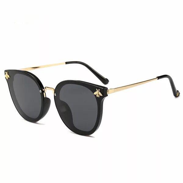 alta qualità 2019 nuovi piccoli occhiali da sole polarizzati degli uomini degli occhiali da sole donne europee calde degli occhiali da sole di vendita uv400