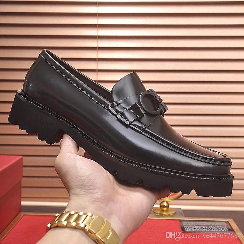 Новый роскошные высококачественные мужской повседневная спортивная обувь, истинная кожа лифт обувь, модная обувь будет корабль, автомобиль обувь, вождение обуви с дь