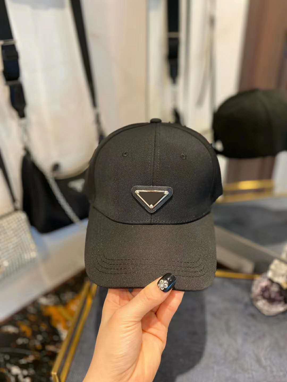Четыре сезона моды Hat Cap Street Бейсболка Шаровые Кепки Человек женщина Регулируемые Горячие Шляпы Шапочки