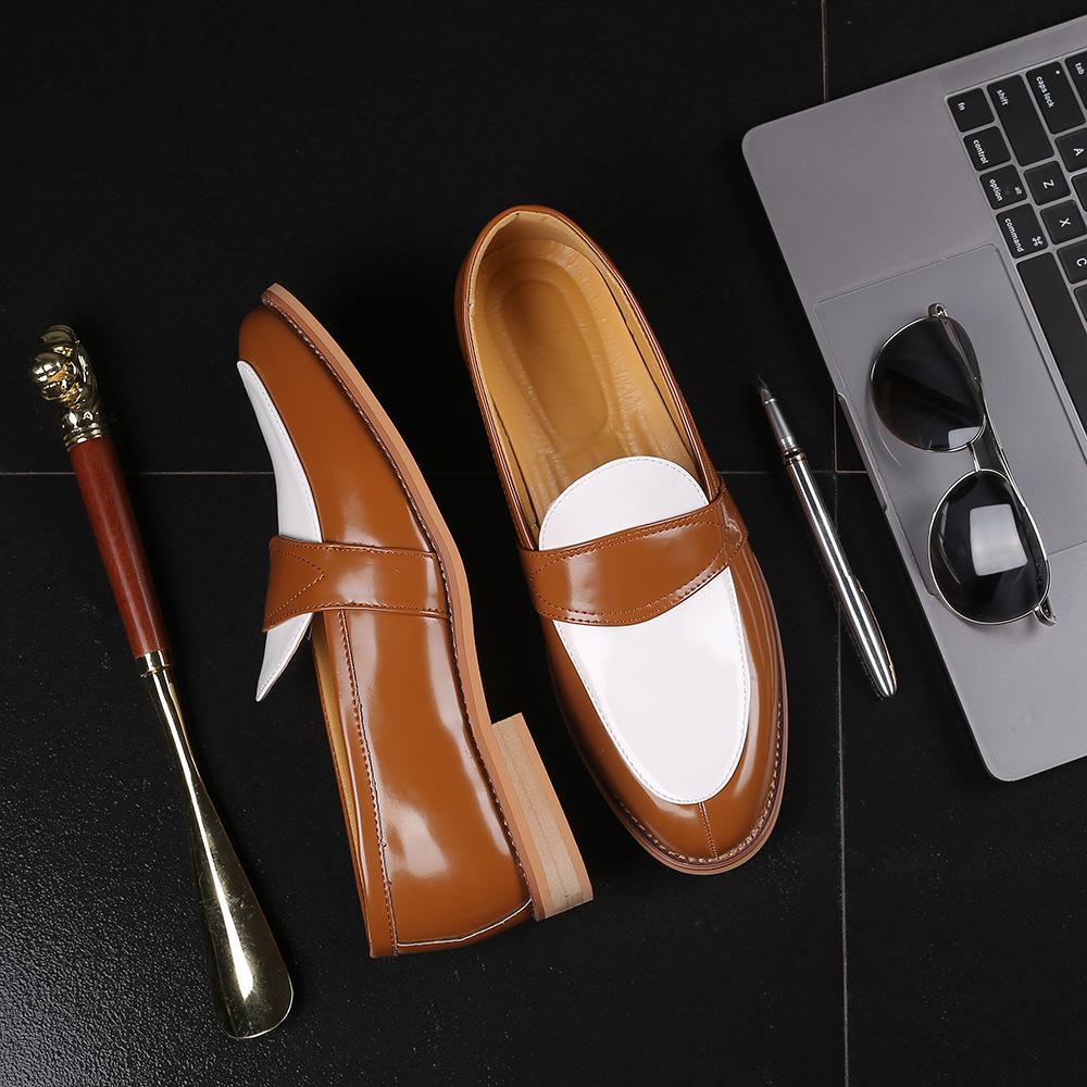 scarpe di vendita calda Mens PU Suede Shoes ufficiali fannullone grande formato dei pattini alito mens dolci scarpa passeggiata di viaggio Comfort casual per uomo zy561