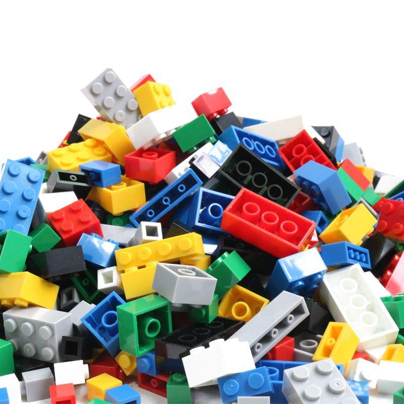 1000PCS كتل صغيرة بناء الجسيمات متوافقة مع legoing الأطفال بناء جدار DIY هجاء لغز بناء كتل اللعب لعب الاطفال
