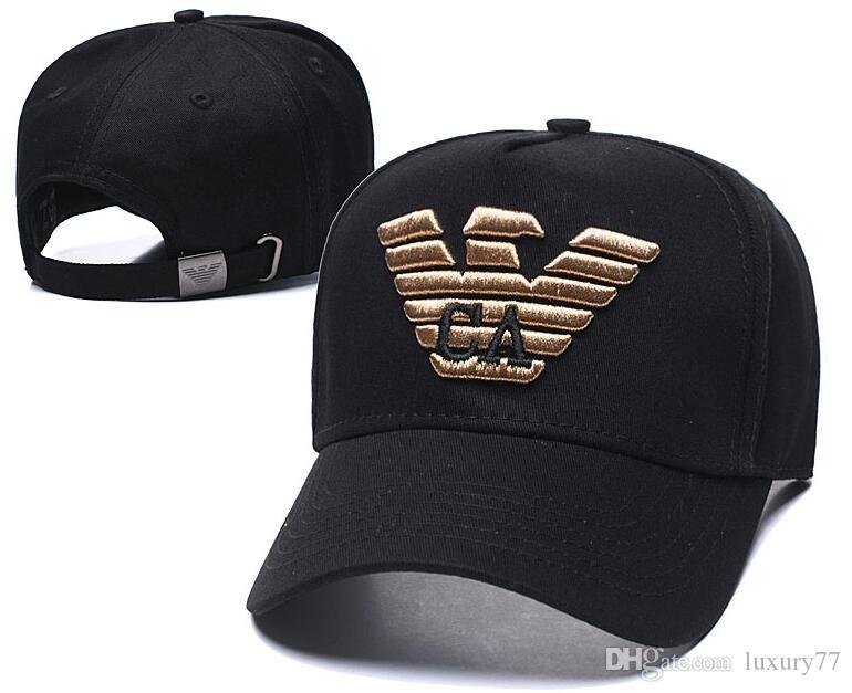 Son Kemik Bükme Güneş Şapka Casquette Beyzbol şapkası Kadın GorrasTasarımcı Baba Şapka Erkekler Hip Hop Snapback Cap Yüksek Kaliteli Spor Cap