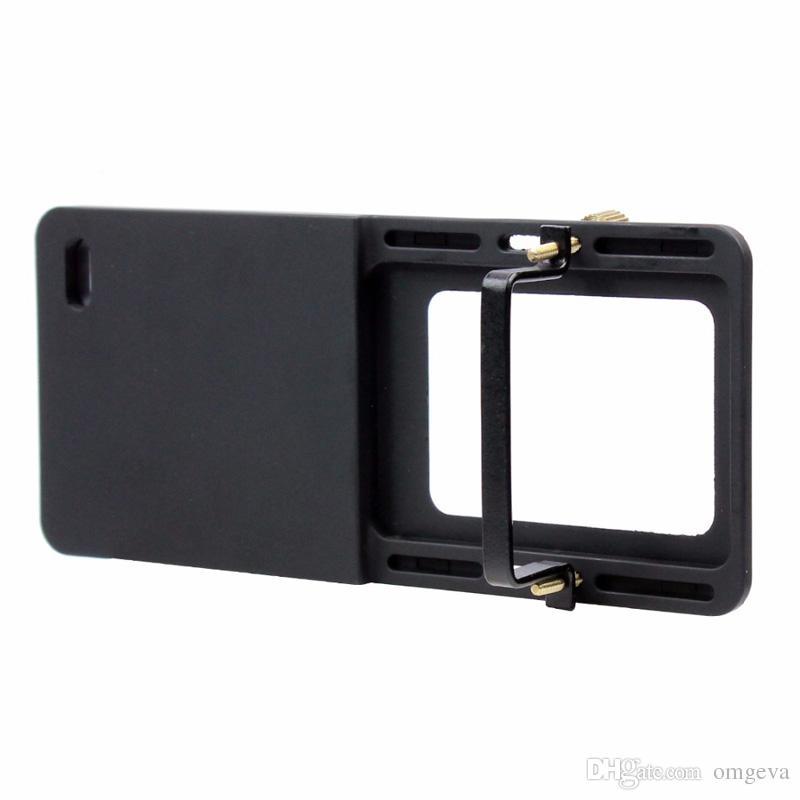 Zhiyun için GoPro Hero GoPro Hero 04/05 / 3 + / 3 Mobil Gimbal Holder DJI Osmo El Gimbal Adaptörü için Montaj Anahtarı Plaka Adaptörü