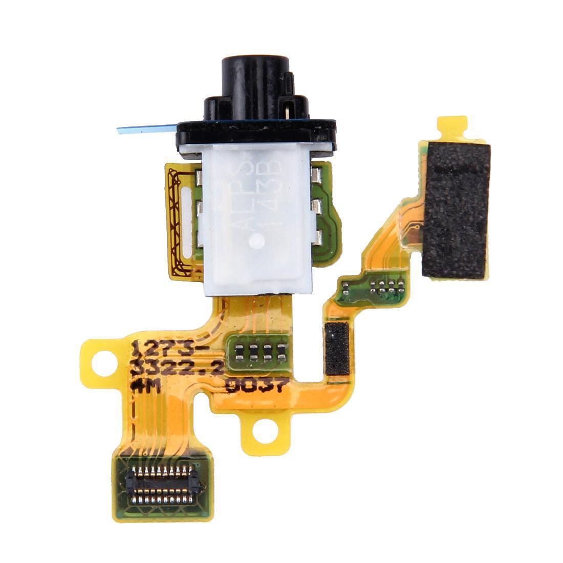 Prise écouteurs + Capteur de lumière Câble Flex pour Sony Xperia Z1 Compact / Z1 Mini / D5503