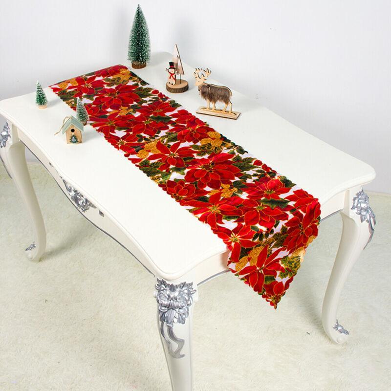 عيد الميلاد الجدول عداء عطلة مطبوعة الجدول علم حزب عيد الميلاد مطعم الديكور سطح المكتب بالجملة