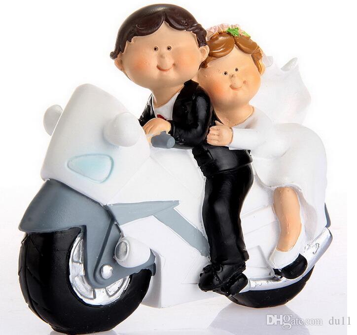 Karikatür kek üst düğün yeni ürünler rafları kız erkek vurdu fabrika kek topper Düğün Bebek hediyeler dekorasyon toptan