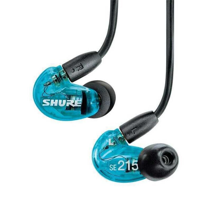 SE215 BT1 Kablosuz Kulaklık Bluetooth HIFI Kulaklık Kulak Gürültü Engelleme Spor Kulaklık Hareketli-coil Kulaklık ile Perakende Box