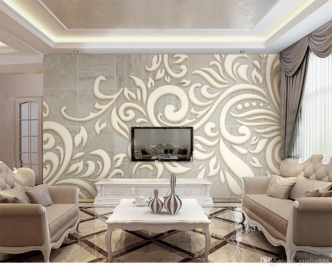 Custom Wallpaper 3D Yellow Marble Texture Abstract European Living Room  Bedroom Background Wall Decoration Mural Wallpaper Pc Wallpapers For Free  Pc ...
