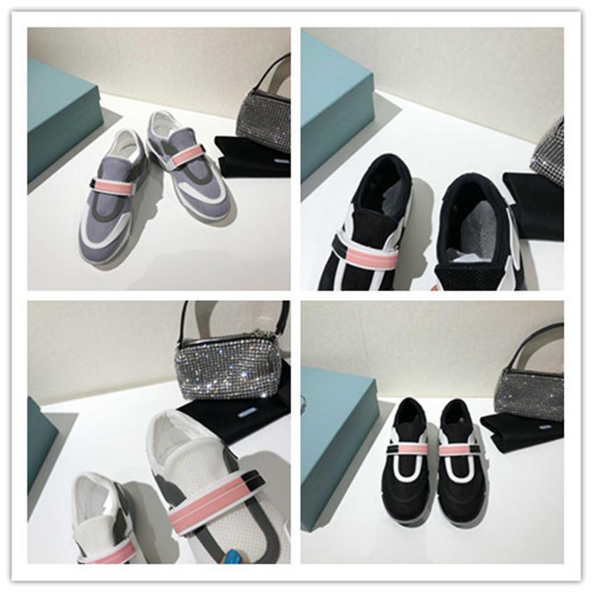 Женские последние случайные спортивная обувь подиуме моделей высокого класса качества версия верхняя одежда мода оригинальный подошва противоскольжения wear11