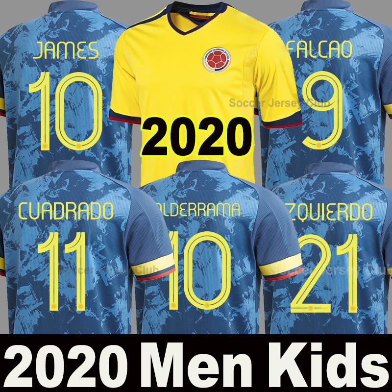 Colombia T-shirt Soccer Jersey any Sports Add Any Name and Number men/'s adults
