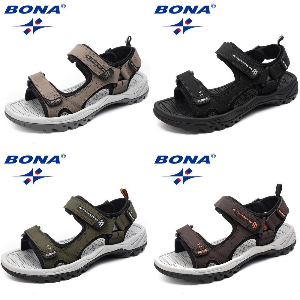 BONA New Classics Style Men Sandals