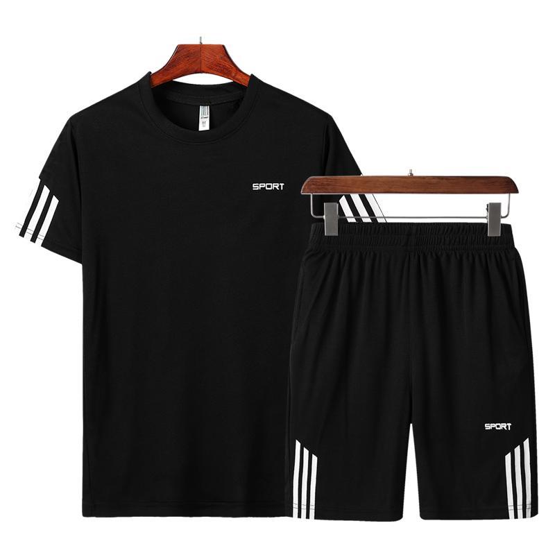 Koşu Spor Giyim Egzersiz Egzersiz Külotlu Koşu Erkekler Eşofman Gym Fitness Sıkıştırma Spor Suit Giyim