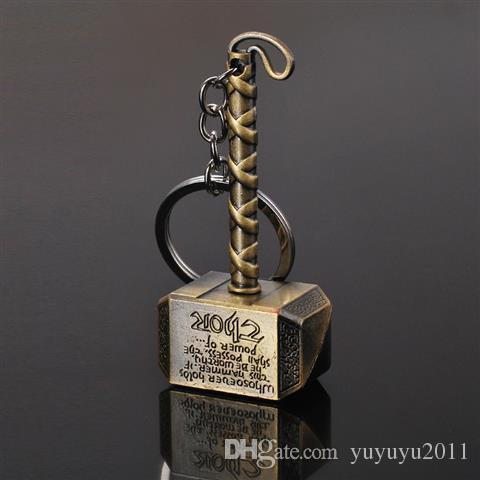 19 styles The Avengers Captain America Keychain Superhero Star Shield Pendant Keyring Car Key Chain Accessories Batman Marvel Key Chain jssl