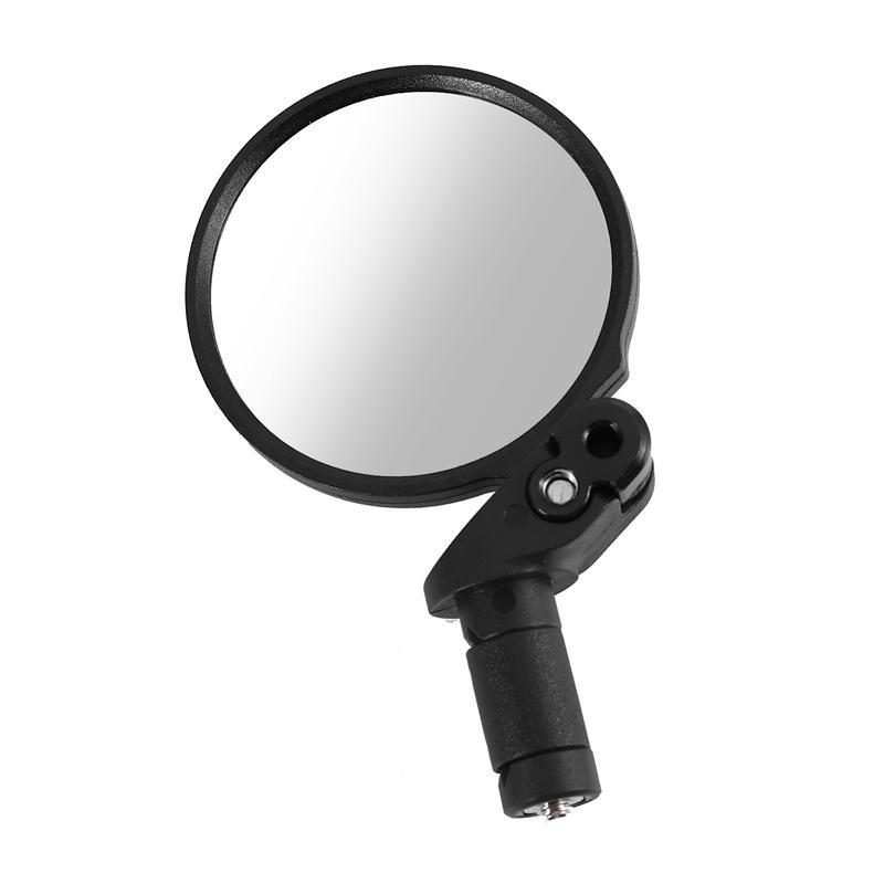 Mini Convenienza regolabile Robusto Rear View Mirror pieghevole in acciaio inox Mountain Bike Rear View Mirror