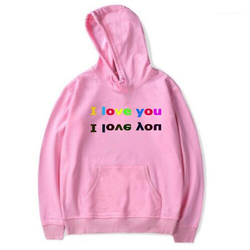 Color Mens Designer Hoodies O Neck Long Sleeve Spring Autumn Mens Hoodies With Pocket Thanksgiving Male Top Letter Astroworld Solid