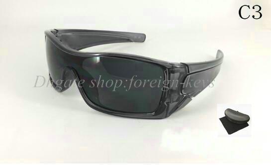 Super Cool Men's Classic Fashion Sonnenbrillen Harzlinsen Designer Sonnenbrillen Outdoor-Sportarten Windschutzbrille