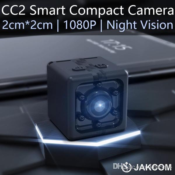 JAKCOM CC2 Compact Camera Vente chaude en Mini caméras comme mx goggle Arlo pro 2 caméra 3D