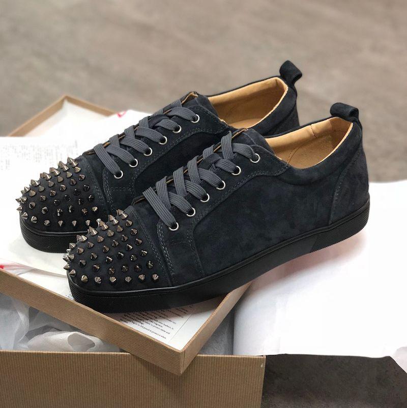 2019 Designer Shoes Luxury Studded