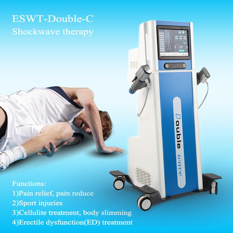 Erectile Dysfunction Shock Wave Therapy Machine Edswt Home Clinic Use High Frequency Orthopaedics Acoustic Physiotherapy Equipment