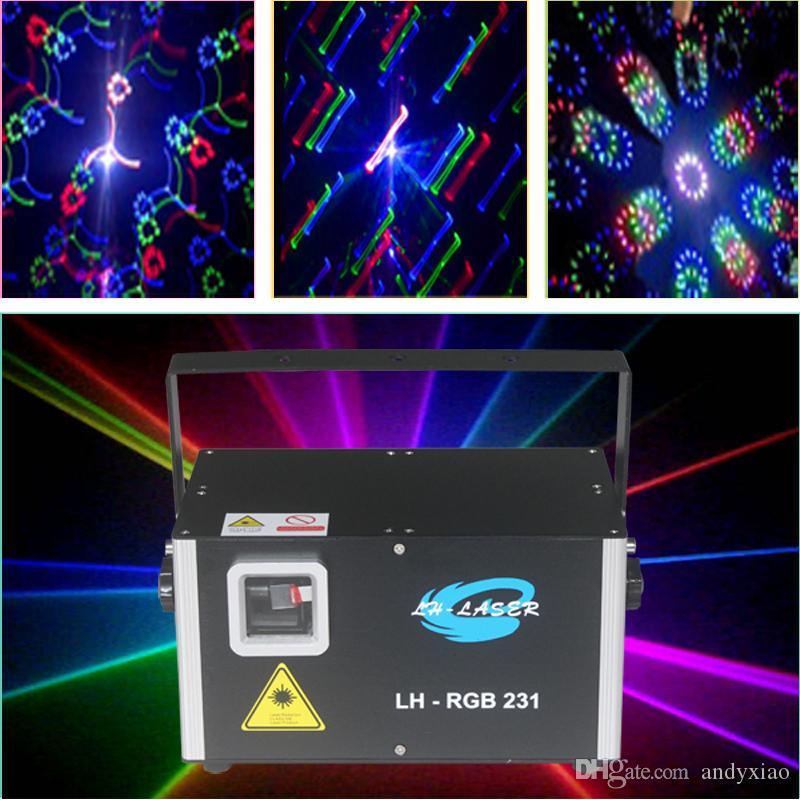 1200mw color cor rgb ilda dmx512 iluminação de laser programável para DJ Disco Club natal