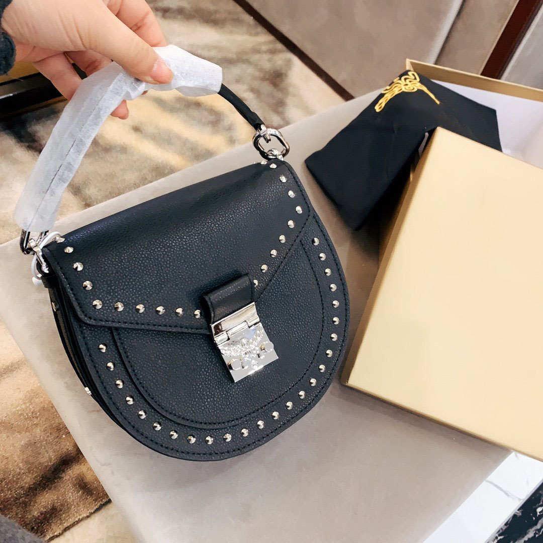 Designer de Moda Womens Handbag Sólidos ombro Cor Marca saco preto Breves Bags Corpo Cruz Alta Qualidade Lether Bags Tamanho 22 * 21 centímetros YF20193