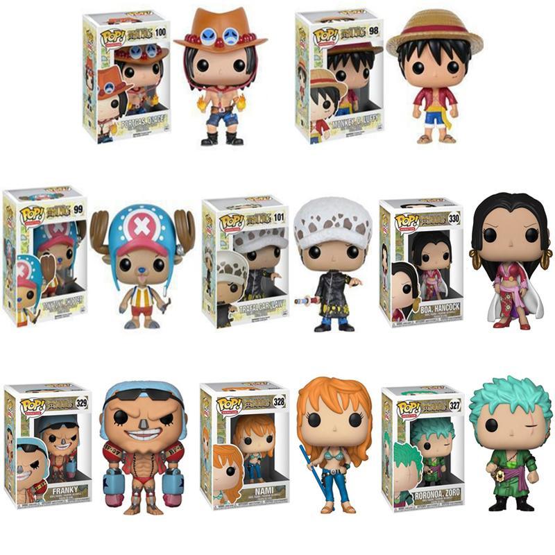 Nami Pop 10cm Figurine One Piece