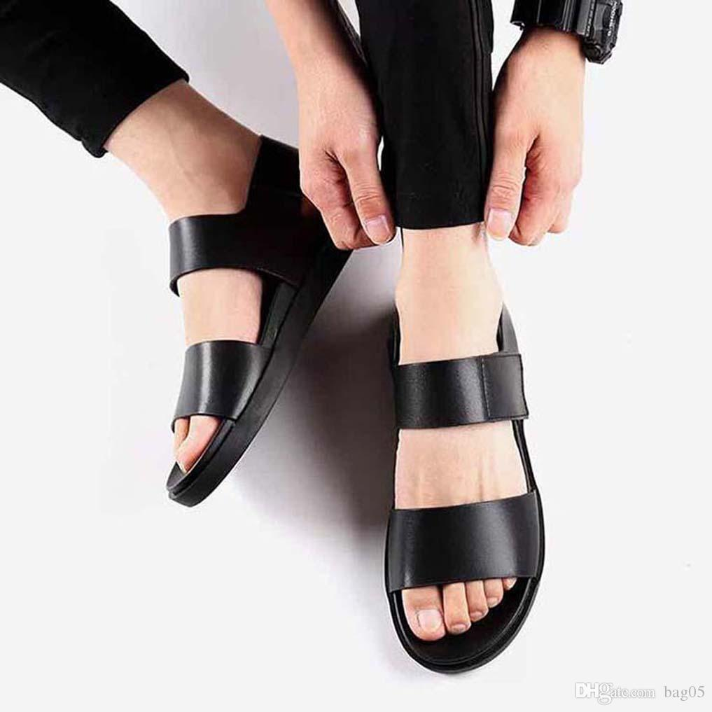 Frauenschuhe Sandalen High Quality Fersen Pantoffel Huaraches Flip Flops Slipper Schuh Für Pantoffel bag05 PL745