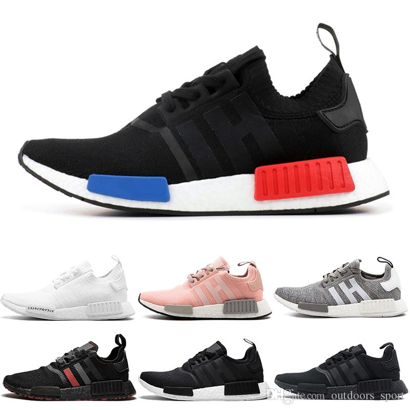 nmd r1 shoes solar red