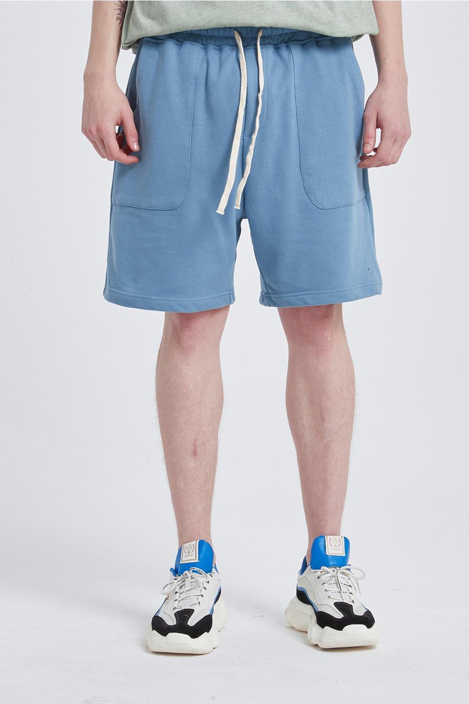 Pantaloni corti Nuovo arrivo progettista del Mens bicchierini di marca pantaloni degli uomini di estate del cotone popolare di modo di Streetwear Sport Style Shorts Casual